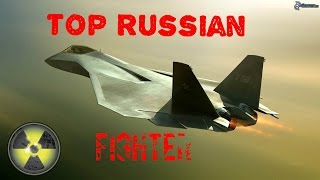 TOP 10 Russian Fighter Aircraft
