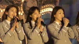 160504 아이오아이 (I.O.I) - 벚꽃이지면 / 현대백화점 판교점 공연/IOI