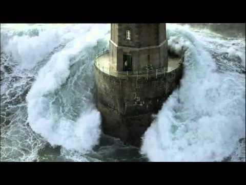 Lighthouse of La Jument Phare de La Jument
