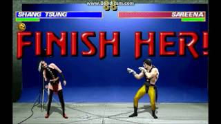 Mortal Kombat Project All Hara Kiri