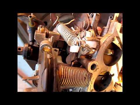Como efetuar abertura para limpeza e transformar estagio a vácuo para mecânico do Brosol 2E