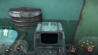 Fallout 4: Exploring the Commonwealth Ep 2: Federal Surveillance Center K-21B and a new set of X-01!