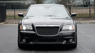 2013 Chrysler 300 SRT8 - WR TV POV Test Drive