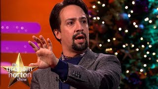 Lin-Manuel Miranda Stuns Emily Blunt By Rapping