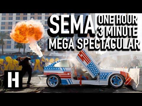 Xxx Mp4 The SEMA One Hour Mega Spectacular 3gp Sex