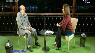 ليالي رمضان مع عزة مصطفى   حلقة خاصة مع الدكتور وسيم السيسي 24-5-2018