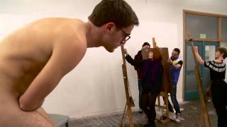 Punishment - Nude Modelling | Jono and Ben At Ten