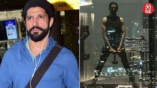 Farhan Akhtar Spotted At The Airport | Sushmita Sen Shares Her Workout Picture On Social Media