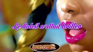 YEMI ALADE- kissing French Remix LYRICS (PAROLES)