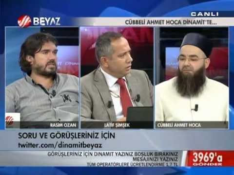 Cübbeli Ahmet Hoca Beyaz Tv Dinamit Programı 19 Ağustos 2011