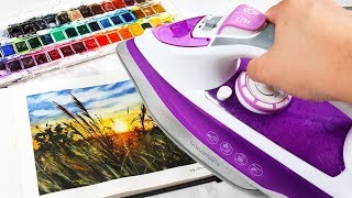 10 GENIUS WATERCOLOR HACKS You Need to Try!