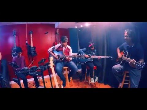 Yaar Antha Nilavu - Live Guitar Cover by Shruthi Ramesh