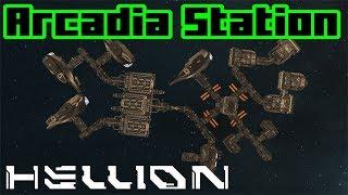 Arcadia Station with Epik's Engineers - Hellion