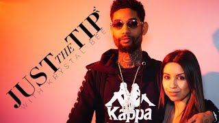 PnB Rock Shares Foursome Experience + Discovers Tinder