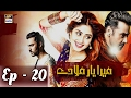 Download Video Download Mera Yaar Miladay Ep 20 - ARY Digital Drama 3GP MP4 FLV