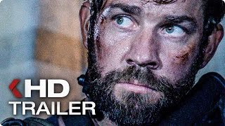 13 HOURS: THE SECRET SOLDIERS OF BENGHAZI Official Trailer (2016)