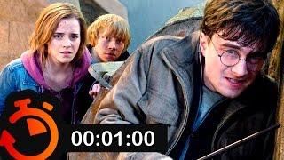 Todo HARRY POTTER | Resumen en 1 minuto