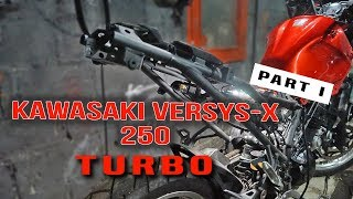 Versys Turbo - Part 1