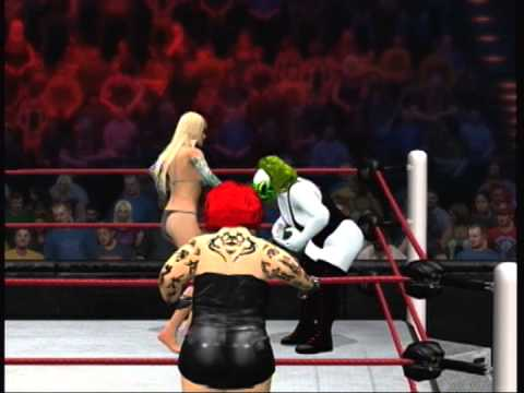 Xxx Mp4 WWE12 La Princesa Lorelei Vs Killer Clowns 3rd Fall 1 3gp Sex