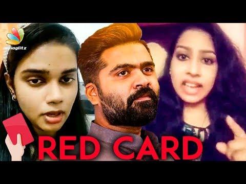 Xxx Mp4 STR Udan Naangal Simbu Fans Reacts To Red Card For Him Hot Tamil Cinema News 3gp Sex