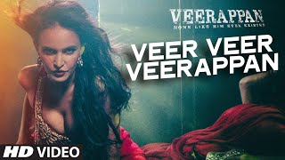 Veer Veer Veerappan Video Song | VEERAPPAN | Shaarib & Toshi Ft. Paayal Dev and Vee  | T-Series