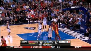 Another Parsons Alley-Oop to Dwight
