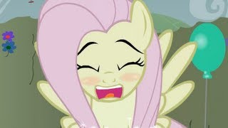 Flutters gets BEEBEEPED in the maze.