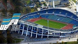 UEFA Euro 1992 Sweden Stadiums