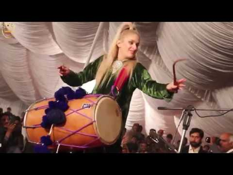 Xxx Mp4 RANI TAJ Attaullah Khan Dhol Aj Kala Jora Pa Full Performance 3gp Sex
