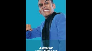 stand up comedy terlucu komika dari timur 2017 ( ABDUR ARSYAD )