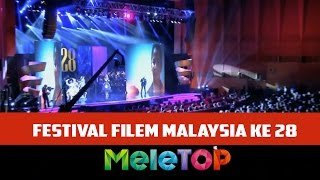 Festival Filem Malaysia Ke 28 - MeleTOP Episod 201 [6.9.2016]