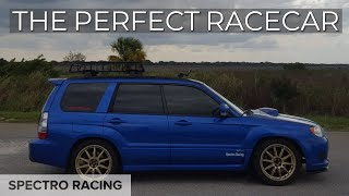 Forester STI - Part 5: Daily Driver, Racecar and Doggie Hauler