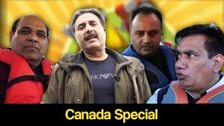 Khabardar with Aftab Iqbal 22 April 2017 | Canada Special Episode 14 - Express News