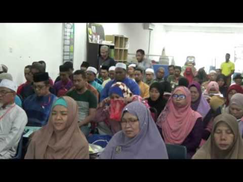 DAHSYAT - RUQYAH MASSAL JOHOR BARU 1 - UST ERI ABDUL ROHIM