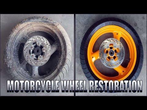 Severely Neglected Wheel Restoration
