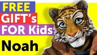 Happy Birthday Noah 🎁   Funny Surprise video 🌟 (FREE DOWNLOAD)