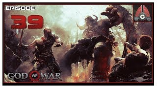 Let's Play God Of War With CohhCarnage (Hard Difficulty) - Episode 39