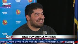 WOW: Powerball Jackpot Winner Just 24-Years-Old!