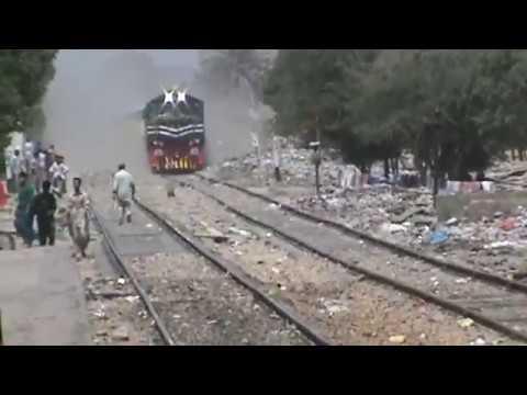Pakistan Railways First Luxury Train