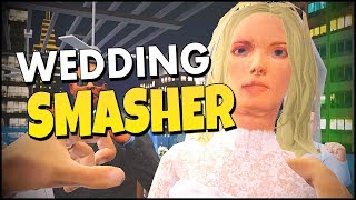 YOU MAY NOW FIST THE BRIDE!   Drunkn Bar Fight HTC Vive VR