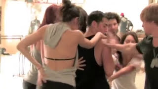 Becoming Brian_Dance Rehearsal Footage