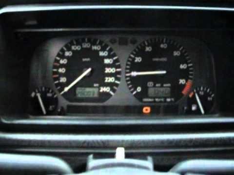 VW Golf mk2 16v ABF