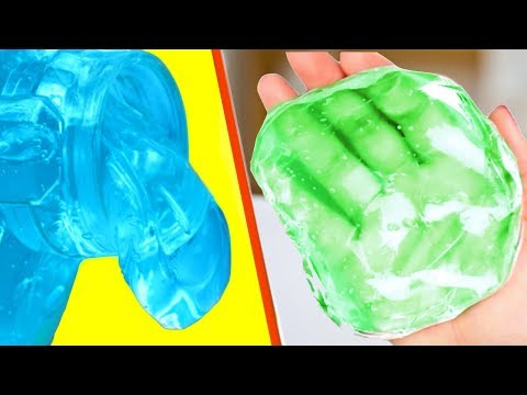 2 INGREDIENT SLIME TESTED! No Glue, No Borax, No Detergent Recipes