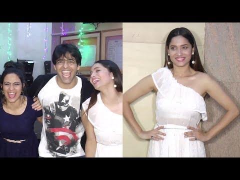 Xxx Mp4 Manikarnika Actress Ankita Lokhande Parties Till Late Night With Her Friends 3gp Sex