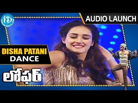 Actress Disha Patani Dance Performance - Loafer Movie Audio Launch - Varun Tej || Puri Jagannadh