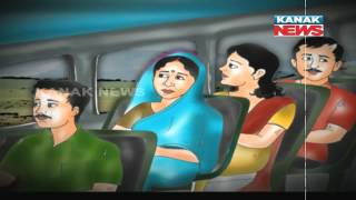 A Lady Assaulted Sexually By Bus Conductor & Helper