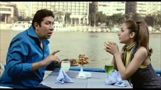 El Ragol Al Ghamed Movie | فيلم الرجل الغامض بسلامتة - عبدالراضي ولميس فى اول لقاء غرامى