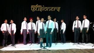 Let's Give Love a Chance | Mast Qalandar | Kun faya (Mashup) SOULIAN FUSIONERS