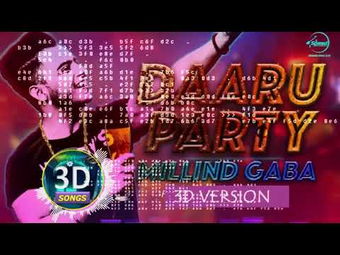 Xxx Mp4 Daru Party 3D Version Millind Gaba Requested Track Bass Boosted 3gp Sex