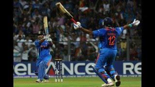 India vs Sri Lanka World cup Final 2011 (cricket)